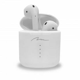 Casca Bluetooth Media-Tech R-Phones PRO+, Microfon Integrat, ALB